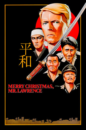 Poster of Merry Christmas, Mr. Lawrence