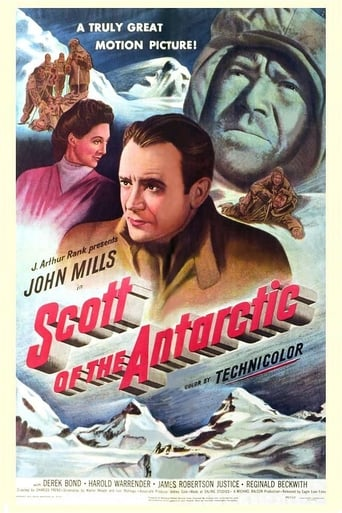 Poster of Scott of the Antarctic