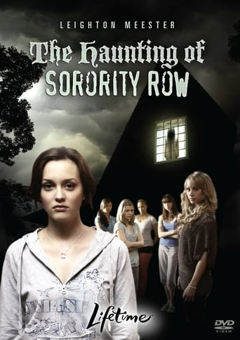 Poster of The Haunting of Sorority Row