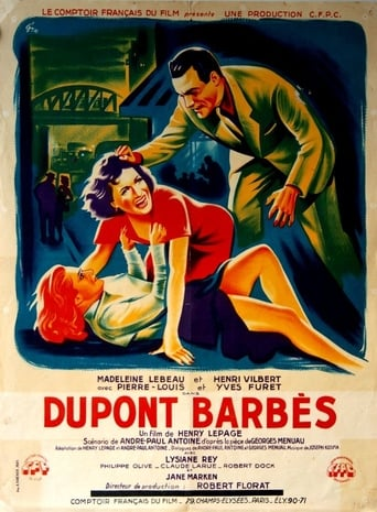 Poster of Dupont Barbès