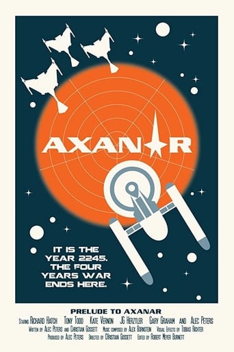 Poster of Prelude to Axanar