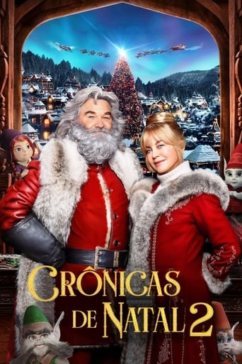 Crônicas de Natal: Parte Dois - Poster