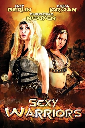 Poster of Sexy Warriors