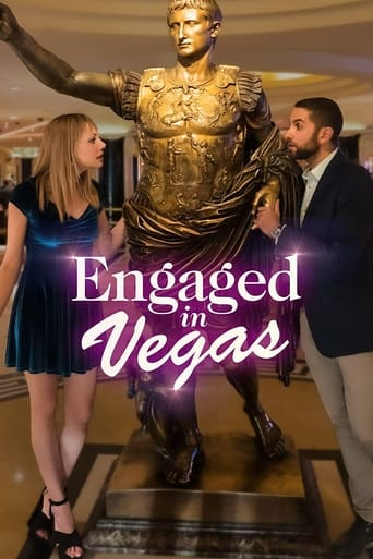 Poster Engaged in Vegas