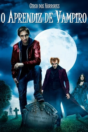Circo dos Horrores - O Aprendiz de Vampiro