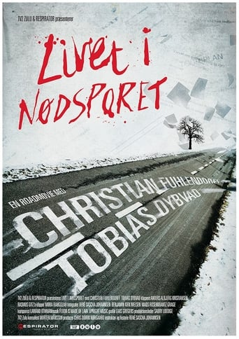Poster of Livet i nødsporet - The Movie