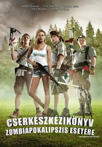 Poster of Cserkészkézikönyv zombiapokalipszis esetére