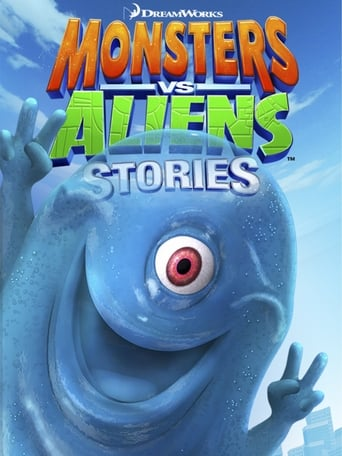 Poster of Monsters vs. Aliens Stories