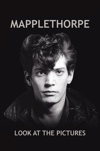 Poster of Mapplethorpe: Look at the Pictures fragman