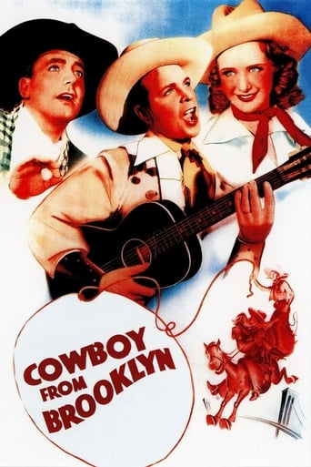 Poster of Cowboy from Brooklyn