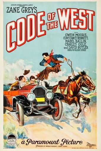 Poster of Code of the West