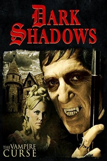 Poster of Dark Shadows: The Vampire Curse