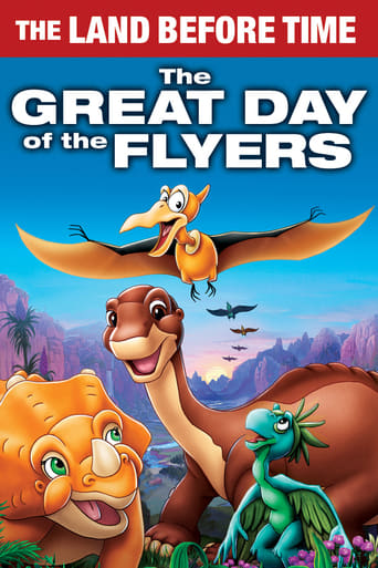 Poster of The Land Before Time XII: The Great Day of the Flyers