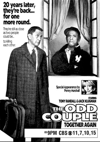 Poster of The Odd Couple: Together Again