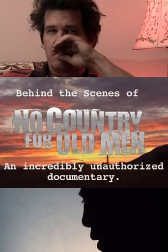 Poster of No Country for Old Men: Josh Brolin's Unauthorized Behind the Scenes