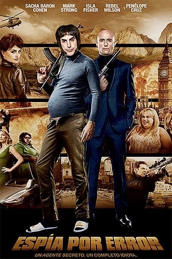 Poster of Agente contrainteligente