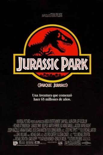 Poster of Parque Jurásico