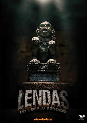 Lendas do Templo Perdido - Poster