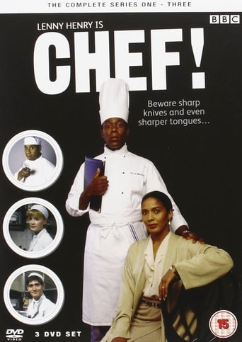 Poster of Chef!