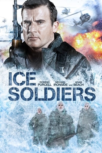 Ice Soldiers (2013) - poster