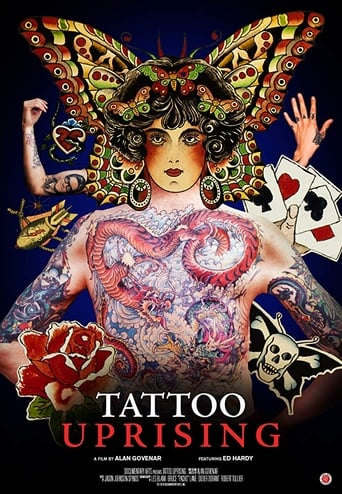 Poster of Tattoo Uprising