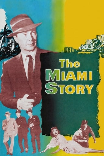 Poster of The Miami Story
