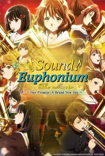 Poster of Sound! Euphonium the Movie: Finale Oath