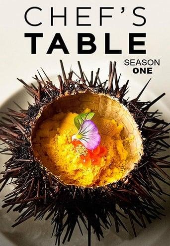Chef's Table 1ª Temporada - Poster
