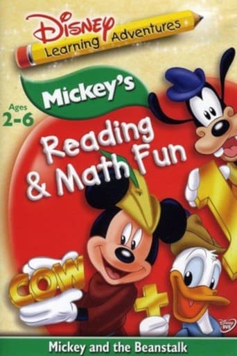 Disney Learning Adventures: Mickey's Reading & Math Fun: Mickey and the Beanstalk