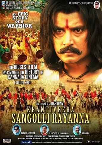 Poster of Kraanthiveera Sangolli Raayanna