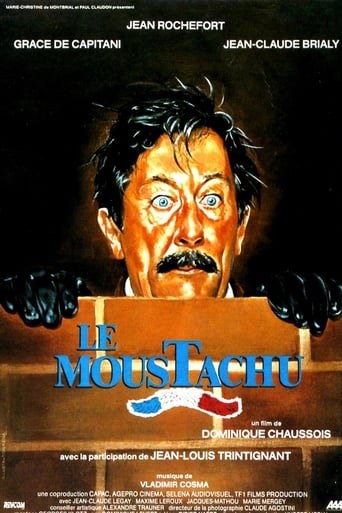 Poster of Le moustachu