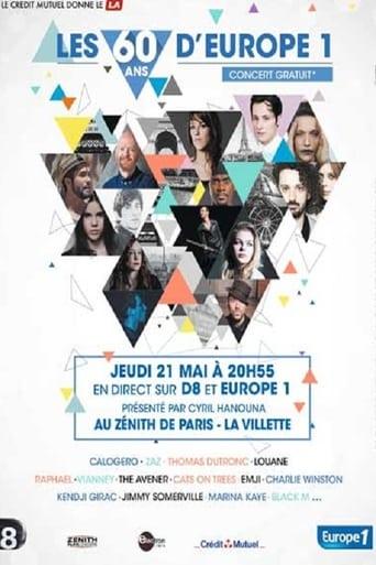 Les 60 ans d'Europe 1 : le concert