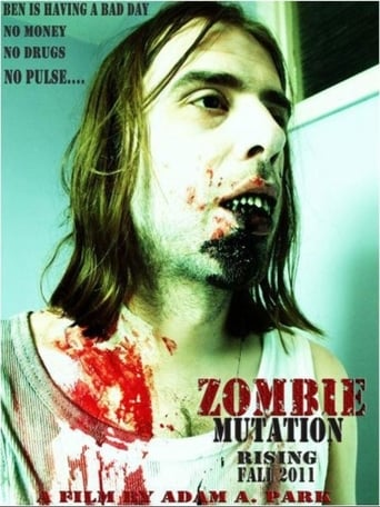 Poster of Zombie Mutation