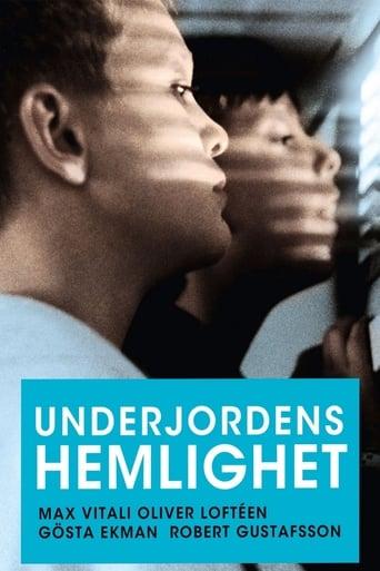 Poster of Underjordens hemlighet