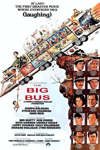 Poster of The Big Bus