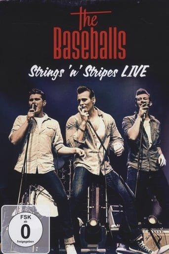 The Baseballs: Strings 'n' Stripes Live