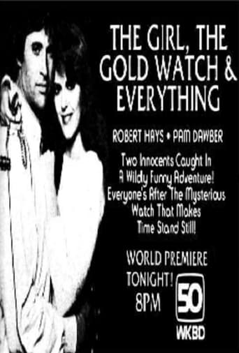 Poster of The Girl, the Gold Watch & Everything