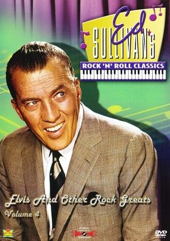 Poster of Ed Sullivan's Rock & Roll Classics-Elvis & Other Rock Greats Vol. 4