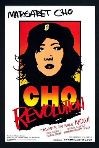 Poster of Margaret Cho: CHO Revolution