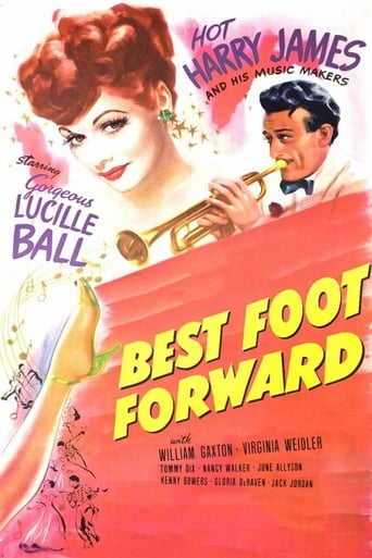 Poster of Best Foot Forward