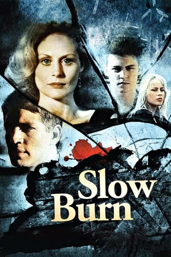 Poster of Slow Burn