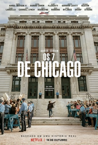 Poster Os 7 de Chicago Torrent