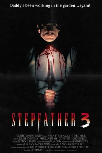 Poster of Stepfather III