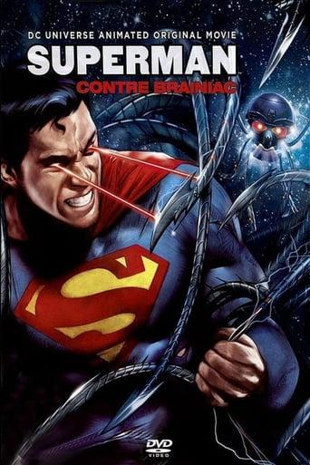Superman Super Villains Brainiac - Poster