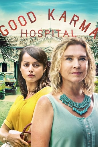 Poster of The Good Karma Hospital