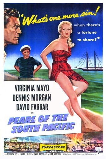 Poster of Pearl of the South Pacific