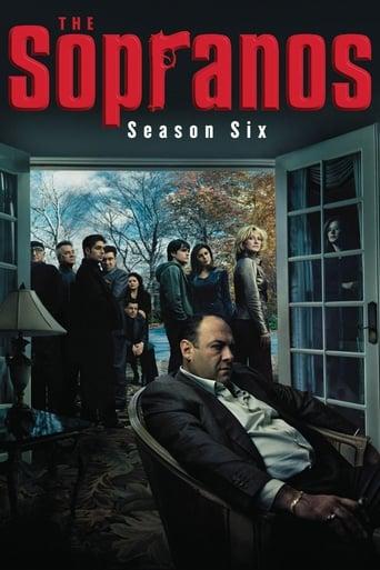 Sopranai: Mafijos kronika / The Sopranos (2006) 6 Sezonas