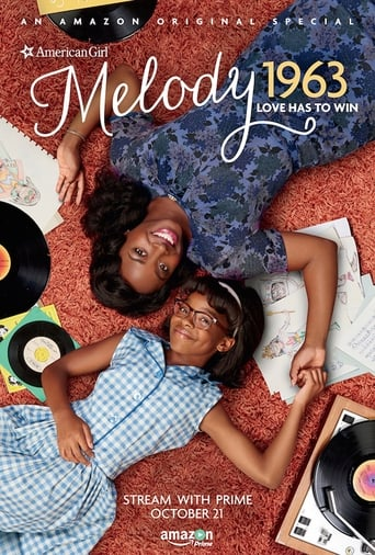 Poster of An American Girl Story - Melody 1963: Love Has to Win