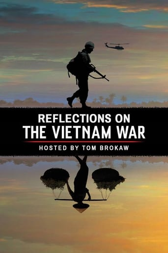 refection of the events of the vietnam war There's little doubt that each of our nation's 27 million vietnam veterans will remember where he or she was on april 30, 1975, when north vietnamese troops rolled into saigon.