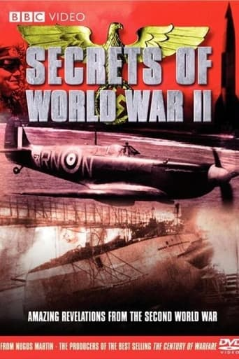 Poster of Secrets of World War II